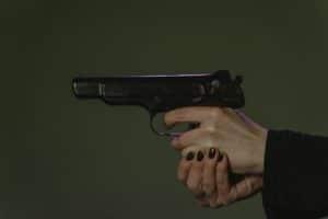 firearm protection against rapist