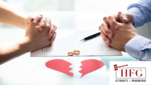 What to do when receiving a divorce summons